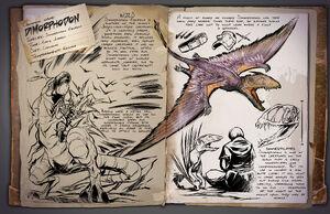 41 - Dimorphodon