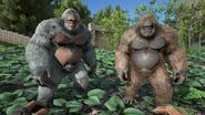 Gigantopithecus Ingame02