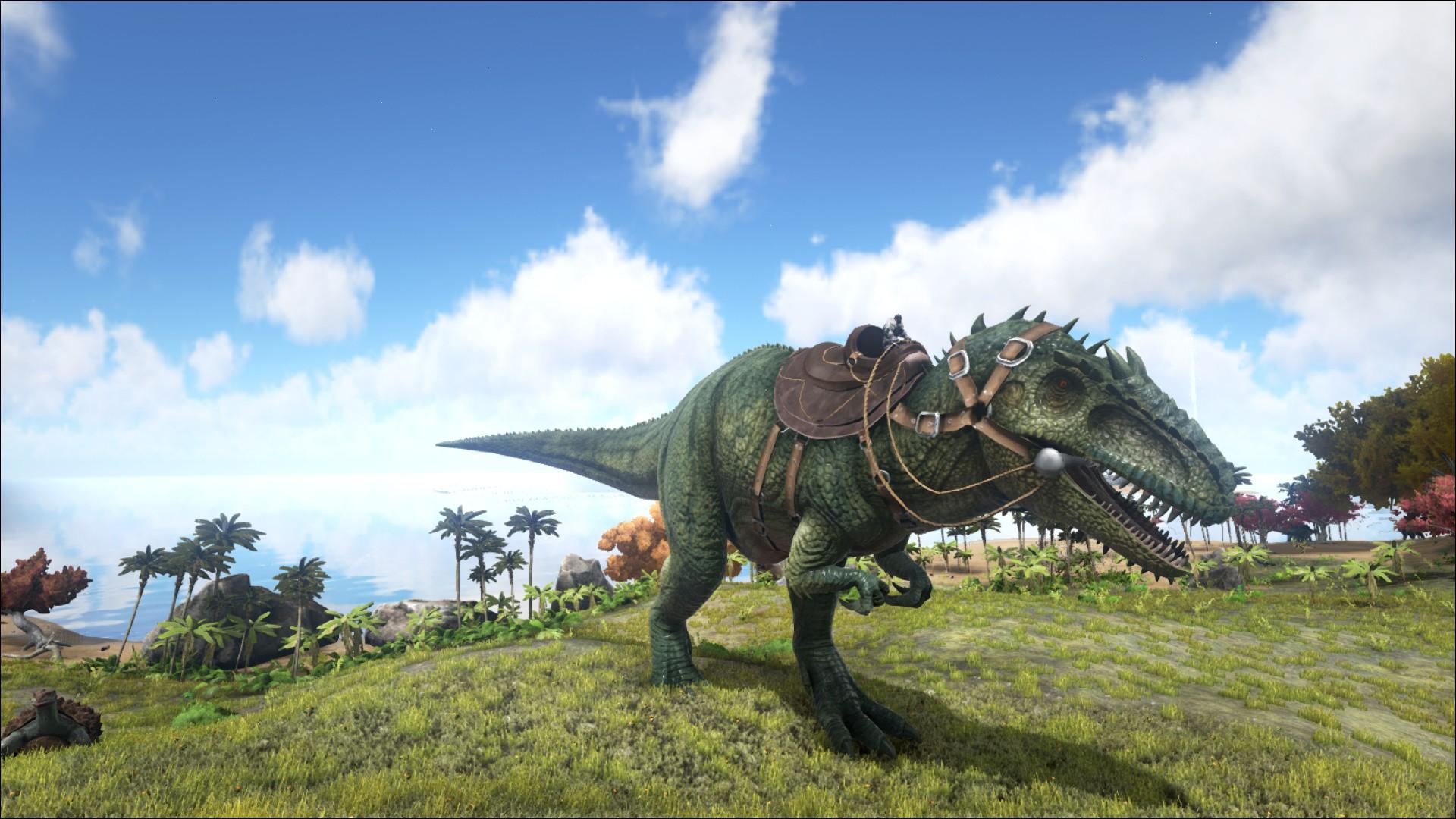 ARK Giganotosaurus 004