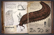 ARK Fan-made Arthropleura Dossier