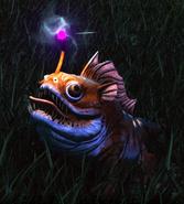 Ark Survival Evolved - Aberration - female bulbdog