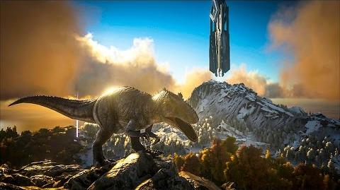 Spotlight- Giganotosaurus!
