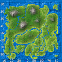Map The Island Grid