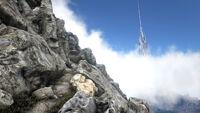 Volcano approach