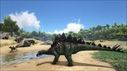 ARK-Stegosaurus Screenshot 002