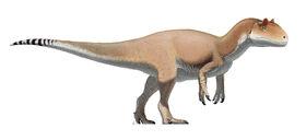 Allosaurus Revised