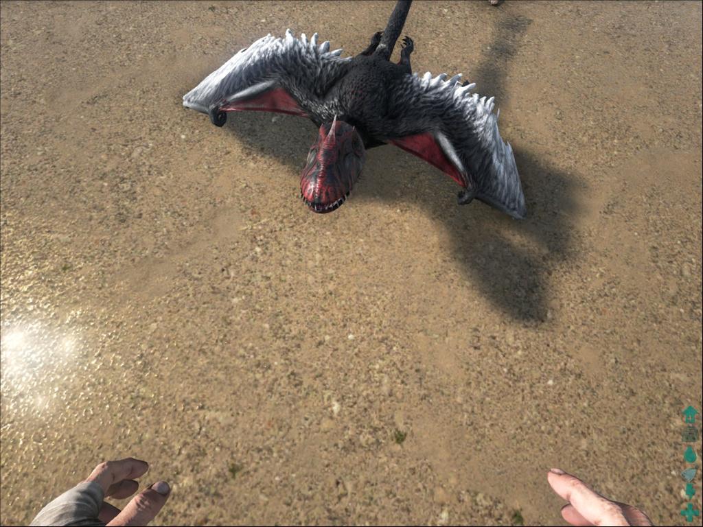 ARK Dimorphodon Screenshot 007