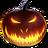Revealed Jack-o'-lantern