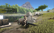 ARK-Pachycephalosaurus Screenshot 009