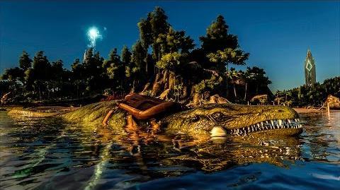 Spotlight Mosasaurus..