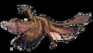 Microraptor Transparent