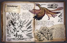 46 - Microraptor