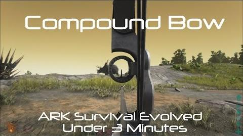 Compound Bow ARK Survival Evolved