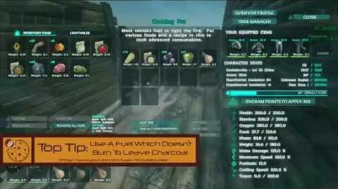 Cooking pot ark survival evolved wiki fandom powered by wikia ark survival evolved how to cook rockwell recipes forumfinder Gallery