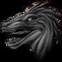 RaptorHead Icon Black