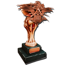 'SotF- The Last Stand' Trophy- 3rd Place