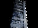 Огромная металлическая рама