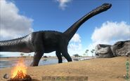 ARK-Brontosaurus Screenshot 001