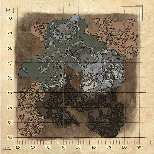 Aberration Map