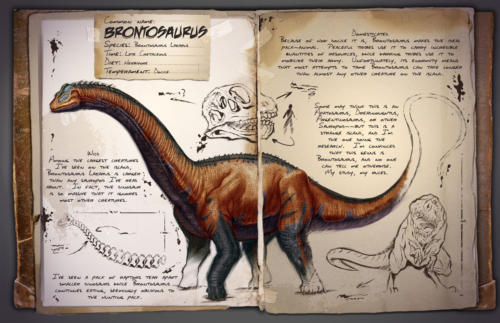 ark survival evolved bronto platform saddle
