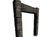 Каменная рама