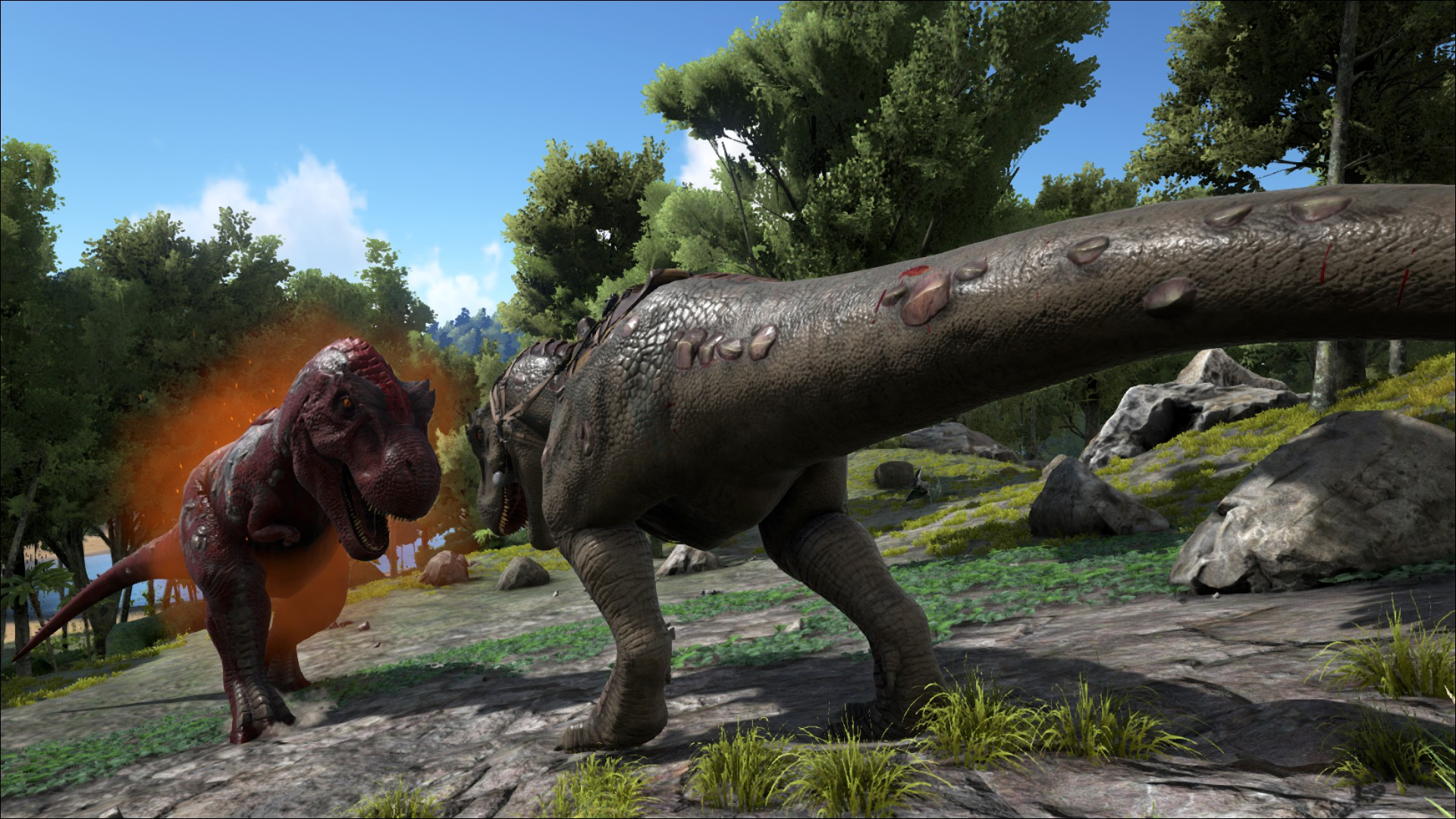 ARK Alpha Rex Screenshot 001