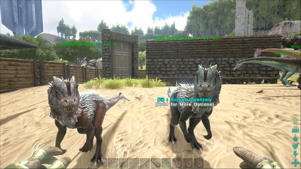 Ark Survival Evolved Bow Crafting