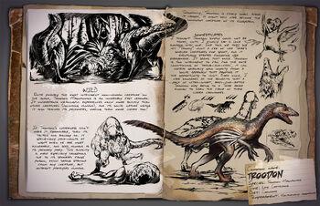 In Ark: Survival Evolved