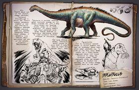 Diplodocus Dossier