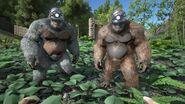 Gigantopithecus Ingame01