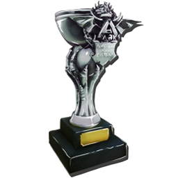 'Survival of the Fittest' Trophy- 2nd Place