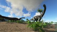 ARK-Brontosaurus Screenshot 002