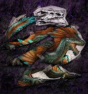 Aberration Mystery Creature 6