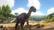 Iguanodon Ingame2