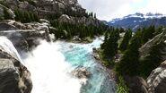 Ragnarok Waterfall