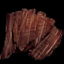 Вяленое первосортное мясо