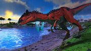 Allosaurus Ingame06