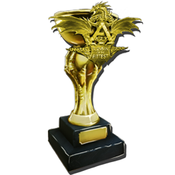 'SotF- Unnatural Selection' Trophy- 1st Place
