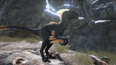 ARK-Raptor Screenshot 004