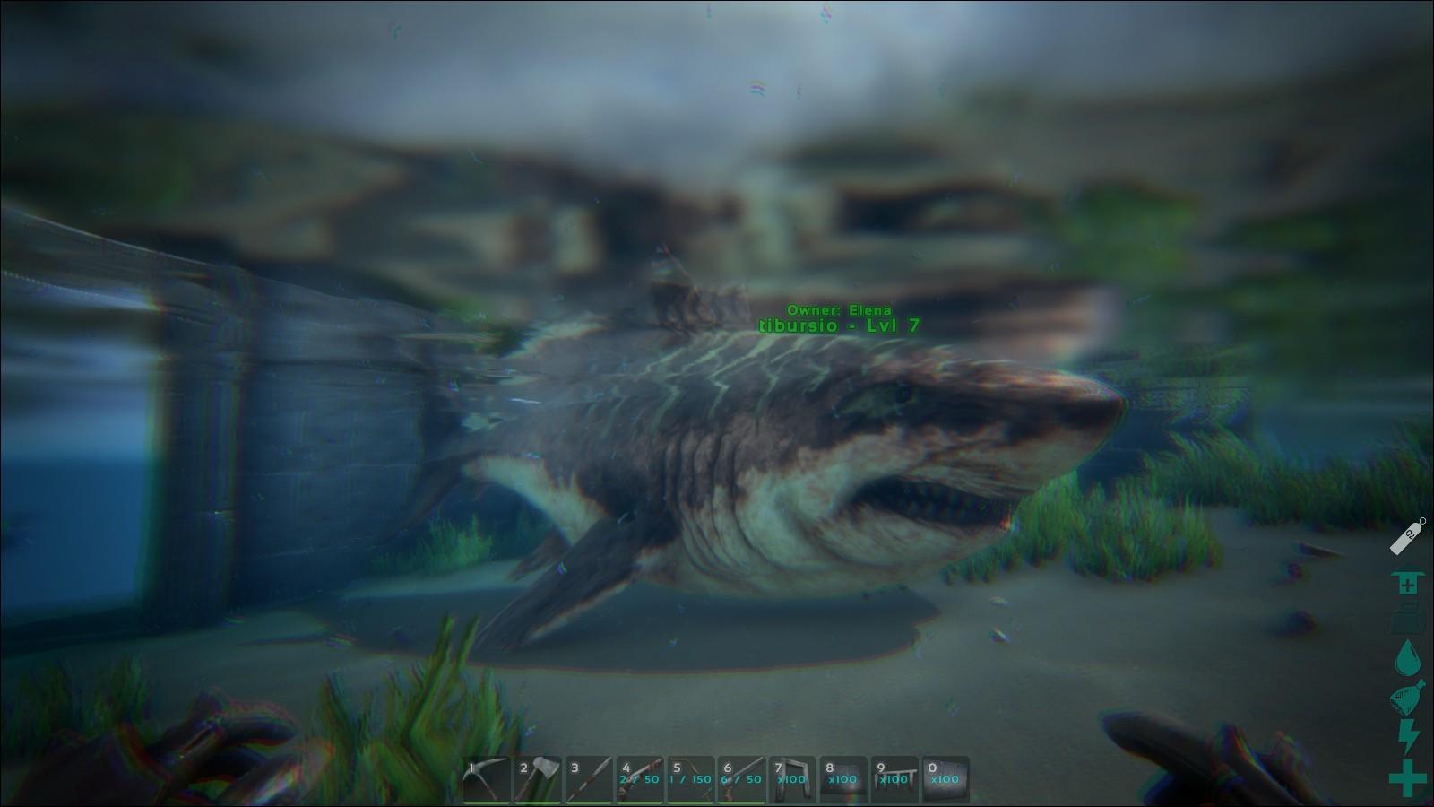Superior ARK Megalodon Screenshot 004