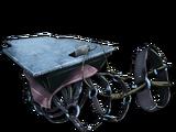 Седло-платформа на Бронтозавра