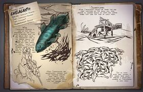 Coelacanth dossier