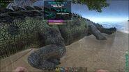 ARK-Sarcosuchus Screenshot 004