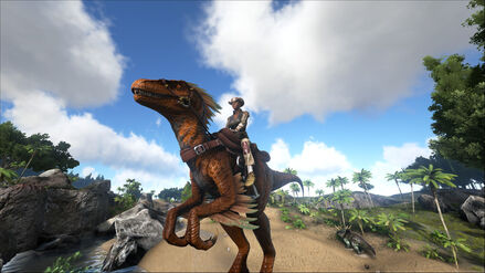 ARK-Raptor Screenshot 005