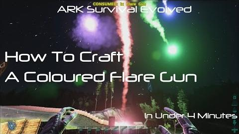 Flare Gun | ARK: Survival Evolved Wiki | FANDOM powered by Wikia