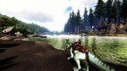 Iguanodon Ingame4