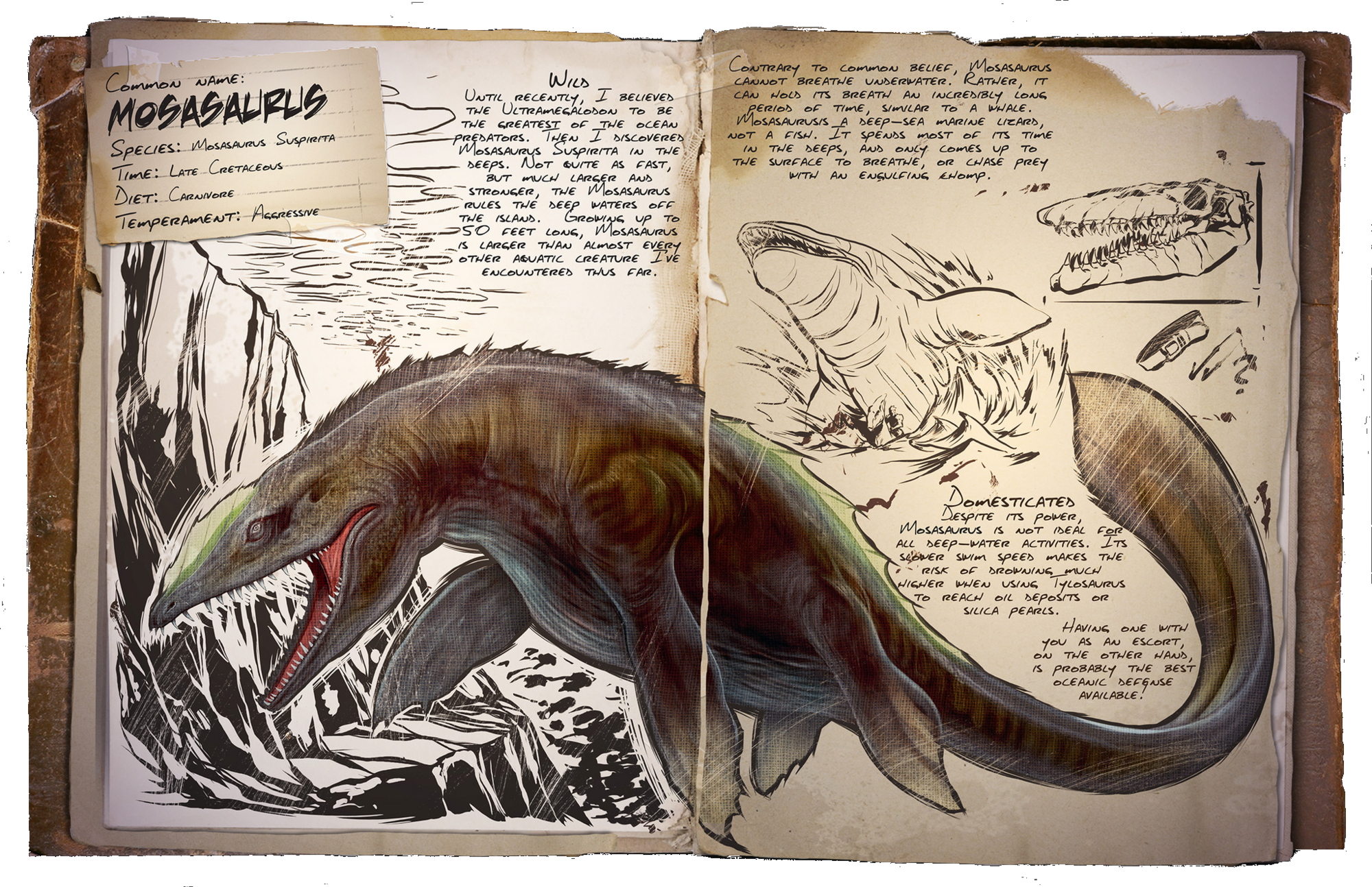 mosasaurus wikia ark survival evolved fandom powered by wikia. Black Bedroom Furniture Sets. Home Design Ideas