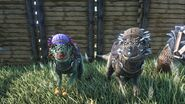 ARK-Pachycephalosaurus Screenshot 006