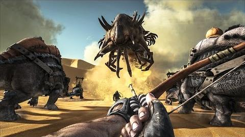 ARK Scorched Earth Expansion Pack!