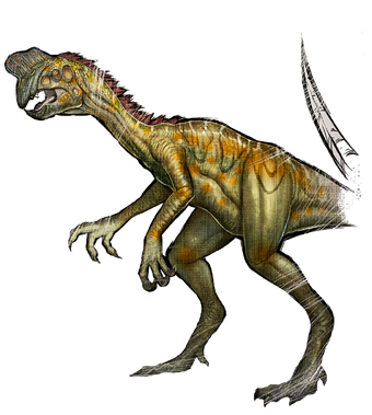 Oviraptor Wikia Ark Survival Evolved Fandom